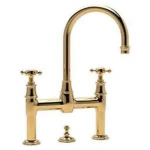 rohl u3709 perrin and rowe bridge bathroom faucet and