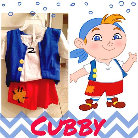 pattern for jake and the neverland pirates costume cubby no sew costume for jake and the neverland pirates