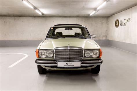 mercedes limousine mercedes 230e limousine w123 mercedes en