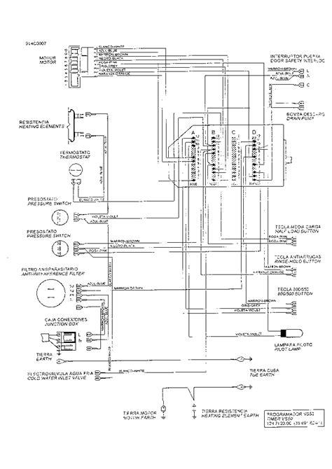 zanussi fls823c wiring diagram service manual free