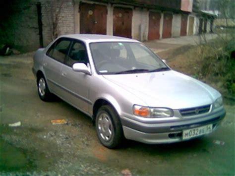 1996 Toyota Corolla For Sale 1996 Toyota Corolla For Sale 1600cc Gasoline Automatic