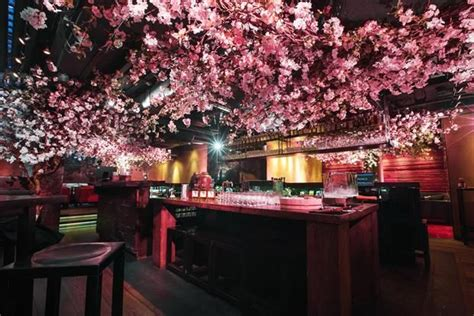 cherry blossom bars whiskey bar