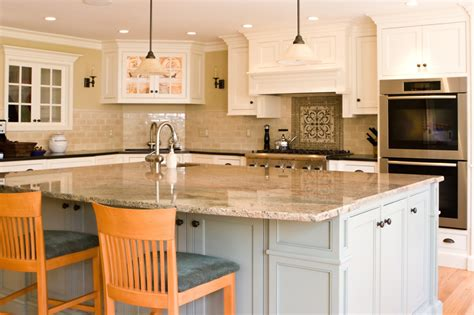 large kitchen with island 81 custom kitchen island ideas beautiful designs
