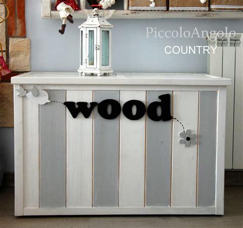 cassa porta legna cassapanca porta legna per la casa e per te decorare