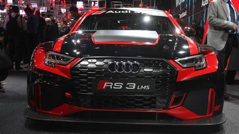 2017 Audi RS3 LMS Racecar Auto Pics HD Wantingseed.com