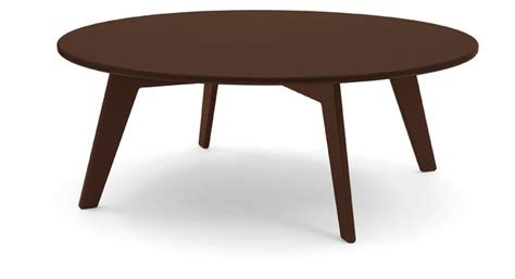 lollygagger coffee table 34 chocolate brown