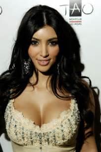 kim kardashian en robe blog photo