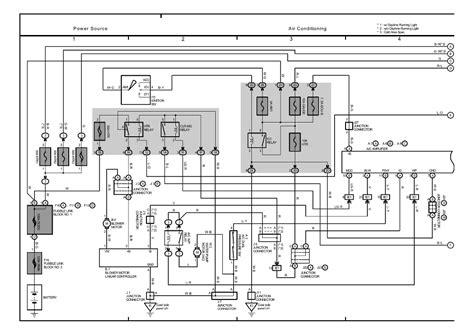 honda civic air conditioning wiring diagram 28 images