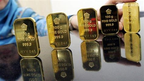 Beli Emas Hari Ini harga jual dan beli emas batangan hari ini turun lagi ini