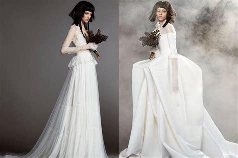 fotos vestidos de novia vera wang vestidos de novia vera wang 2018 una colecci 243 n diferente