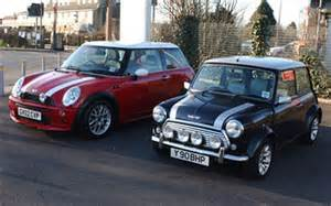 Original Mini Cooper S Driving The Original Mini Cooper