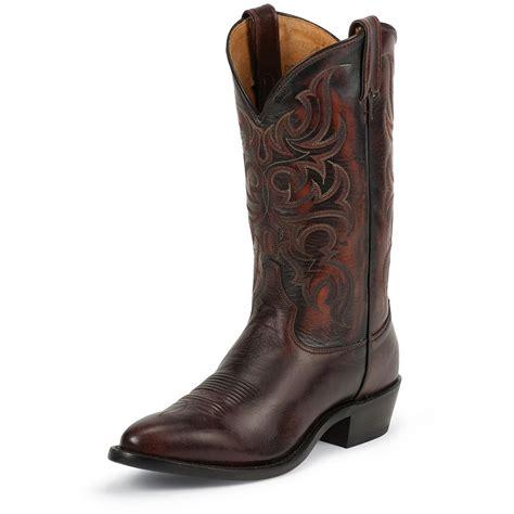 tony lama boots for s tony lama 174 12 quot antique regal calf western boots