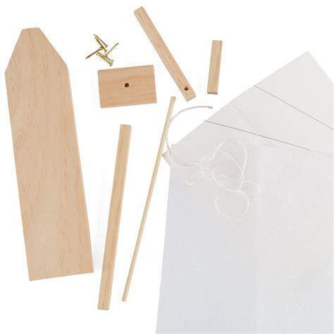 sailboat model kit wooden sailboat model kit wood craft kits wood crafts