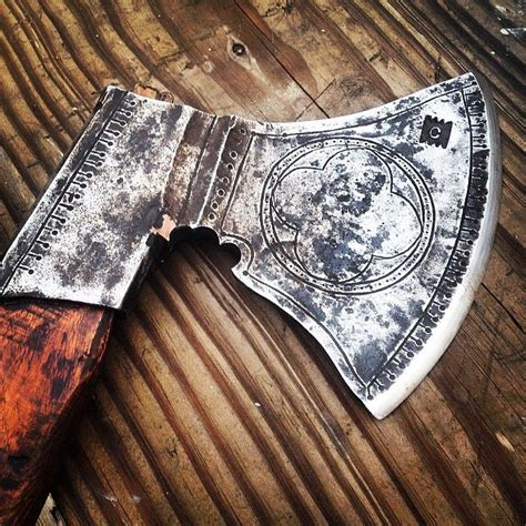 Handmade Axes Usa - not your average hammer