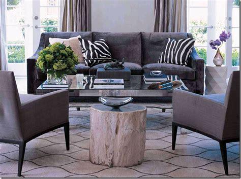 Zebra Living Room Accessories Primed4design Inspired Friday Seeing Stripes