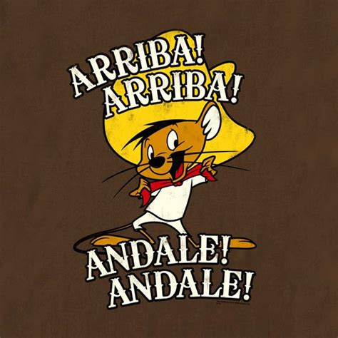 Speedy Meme - looney tunes speedy gonzales t shirt arriba andale