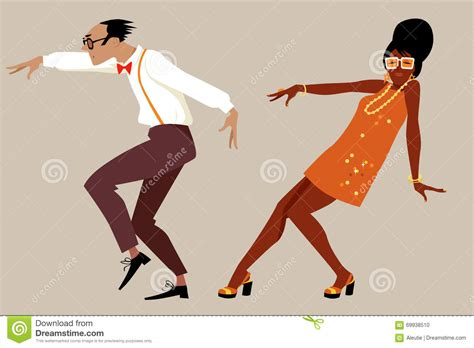 vintage dance party retro dance party stock vector image of nostalgic mini
