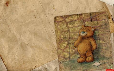 wallpaper teddy bear biru teddy bear wallpaper android 11143 wallpaper walldiskpaper