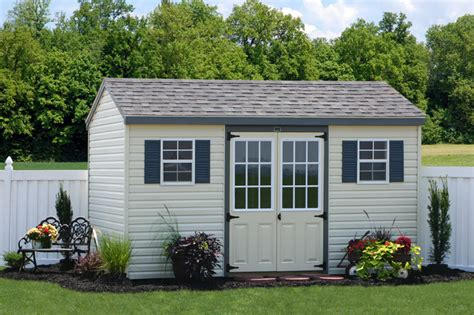 Sheds For Sale Cheap by Discount Vinyl Sided Storage Shed For Sale Traditional