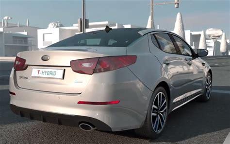 kia diesel hybrid kia optima t hybrid concept diesel electric hybrid image