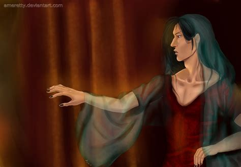 the curtain falls the curtain falls by ameretty on deviantart