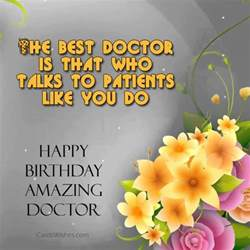 birthday wishes for doctor cards wishes