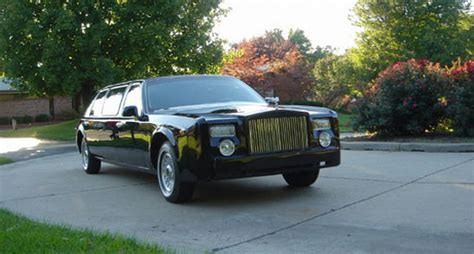 replica rolls royce rolls royce phantom replica up for grabs on ebay