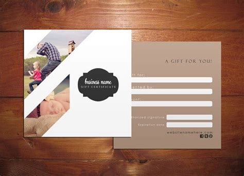 certificate design ideas 17 best images about new gift card ideas on pinterest