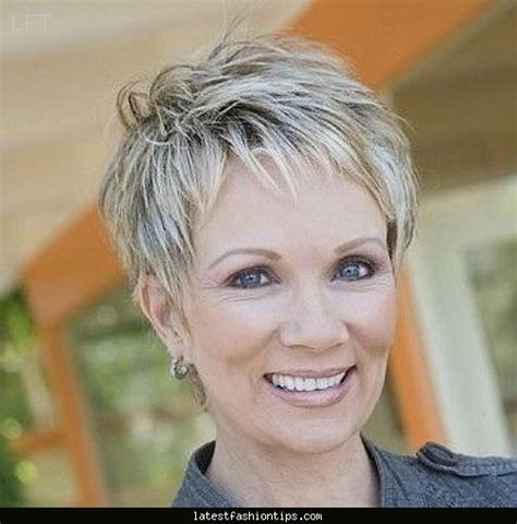 short razor cuts for women over 50 short hairstyles over 50 with glasses latestfashiontips