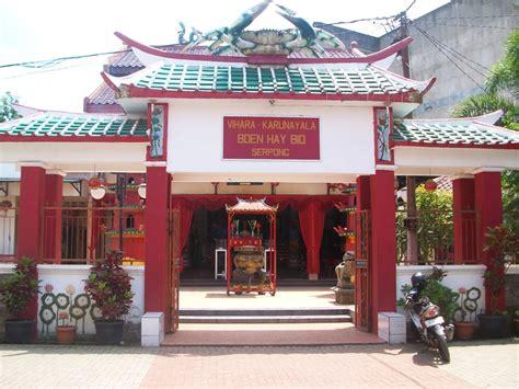 Bio Di Jakarta boen hay bio klenteng tertua di daerah serpong wisata jakarta