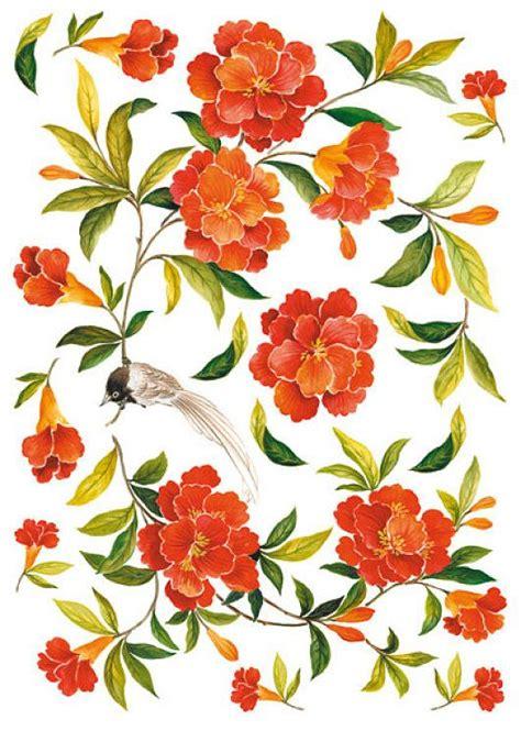 lada carta di riso laminas y trabajos con flores fondos laminas