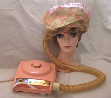 Hair Dryer Just Stopped Working items similar to 1960 s vintage pink sears roebuck
