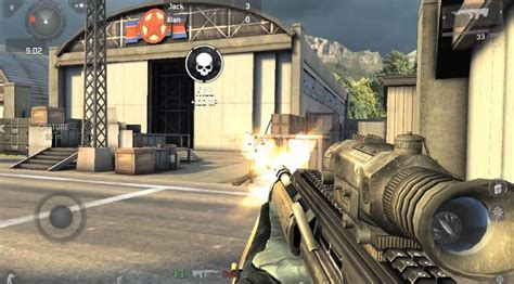 modern combat apk home apps