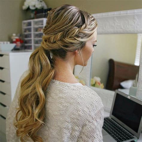 25 best ideas about formal ponytail on best 25 formal ponytail ideas on prom