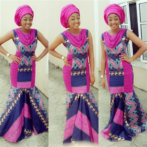 hausa latest design on gown with picture cool ankara styles 2016 for women styles 7