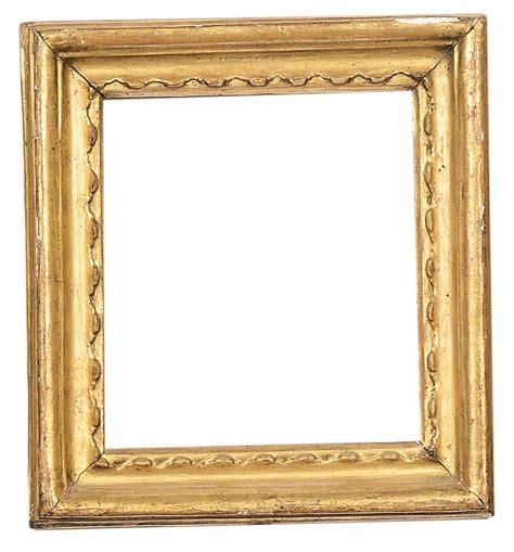 cornici bologna piccola cornice dorata a labretto bologna xviii secolo