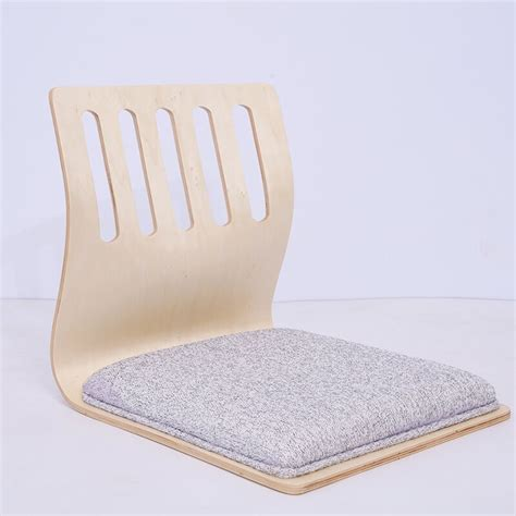 Traditional Japanese Chair by Aliexpress Buy 2pcs Lot Zaisu Floor Chair Traditional Japanese Furniture Tatami Chair