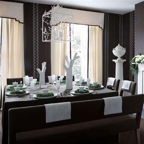 dining room ideen weihnachtsdeko im esszimmer stimmungsvolle ideen