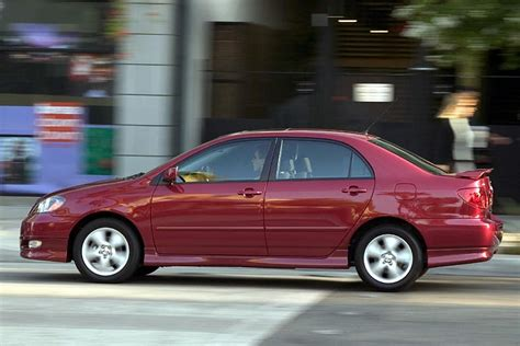 2005 Toyota Corolla Price 2005 Toyota Corolla Reviews Specs And Prices Cars