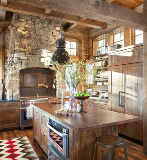 Style My House Houzz Kitchen Collection Rustic Home Design Inspiration