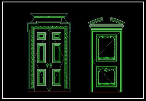 European Classical Decorative Design V2 Cad Drawings