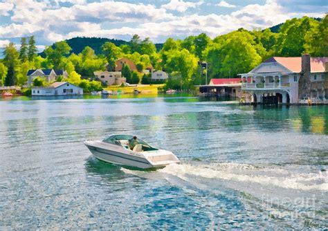 boats lake george ny boating lake george new york by anne kitzman