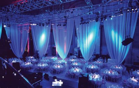 Event Curtains From Rose Brand
