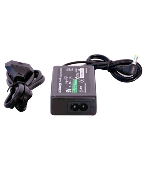psp charger price in india buy classic psp charger for psp 1000 2000 3000 black dxp
