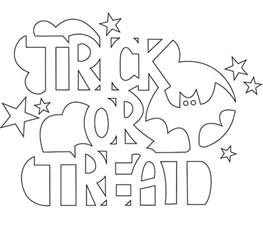 trick or treat pumpkin template 40 pumpkin carving printables to upgrade your o