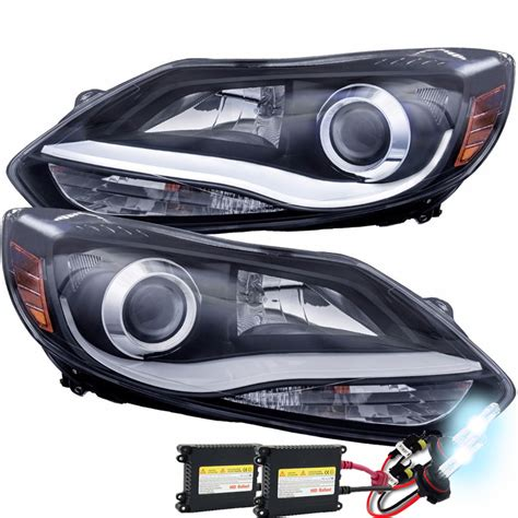 2014 ford focus light hid xenon 2012 2014 ford focus led light drl