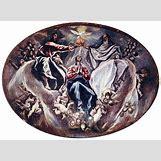 Dormition Of The Virgin El Greco | 750 x 553 jpeg 101kB