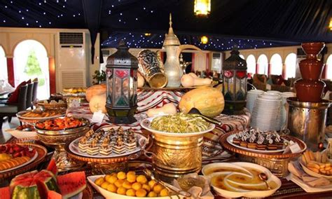 Sea Decorations For Home 7 food items that complete your iftar table brandsynario