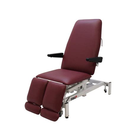 Podiatry Chair by Medi Plinth Podiatry Chair Available To Buy At