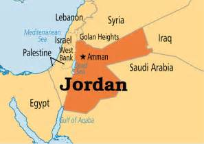 Jordan On World Map by A F W I S Gary Miller Ministries Afwis Joins Operation